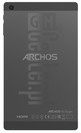 ARCHOS 80 Oxygen  image on imei.info