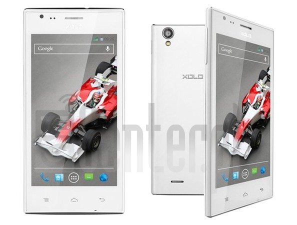 XOLO A600 image on imei.info