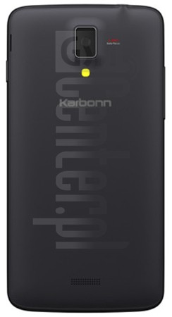 KARBONN TITANIUM S5 PLUS image on imei.info