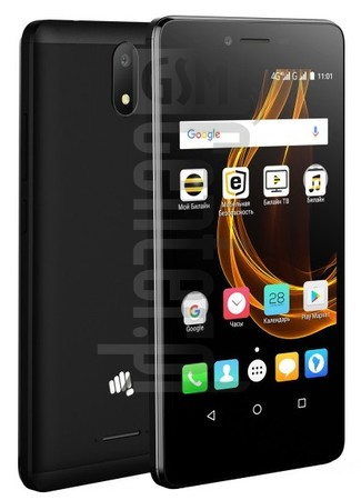 MICROMAX Canvas Magnus HD image on imei.info