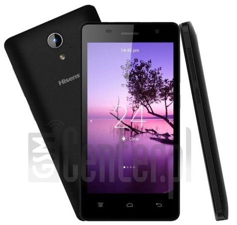 HISENSE HS-U602 Specification - IMEI info