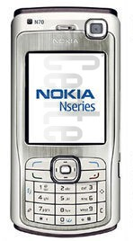 NOKIA N70 image on imei.info