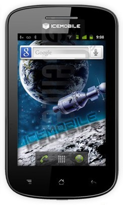 ICEMOBILE Apollo Touch 3G image on imei.info