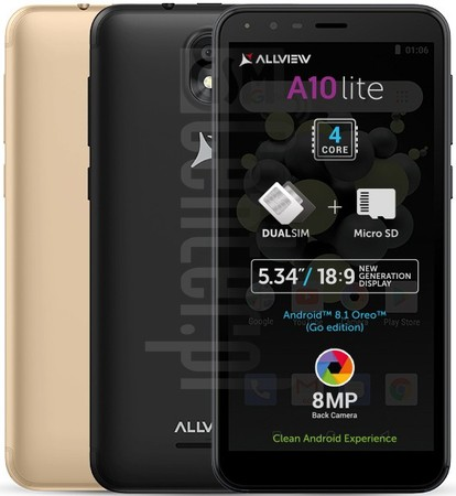 IMEI Check ALLVIEW A10 Lite on imei.info