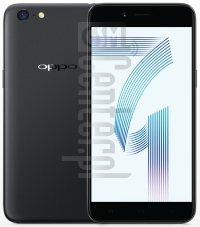 OPPO A71 Specification - IMEI info