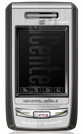 GENERAL MOBILE DST01 image on imei.info