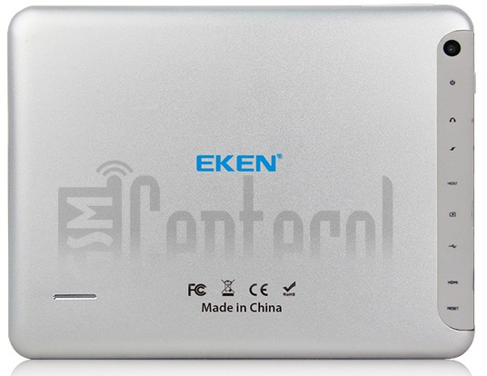 EKEN X80 image on imei.info