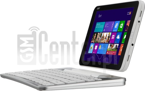 ACER W3-810 Iconia Tab image on imei.info