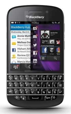 BLACKBERRY Q10 image on imei.info