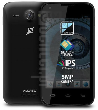 ALLVIEW A6 Quad image on imei.info