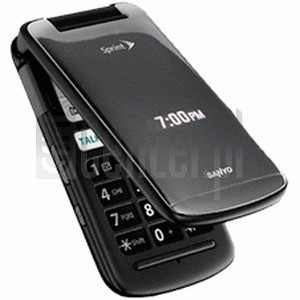 SANYO SCP-3810 Specification - IMEI info
