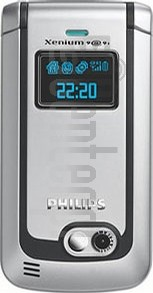 PHILIPS Xenium 9@9i image on imei.info