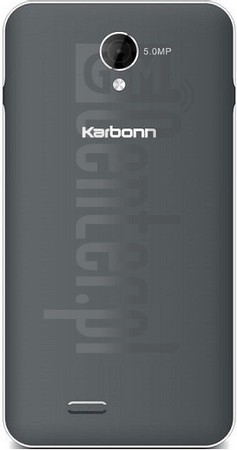 KARBONN TITANIUM S15 PLUS image on imei.info