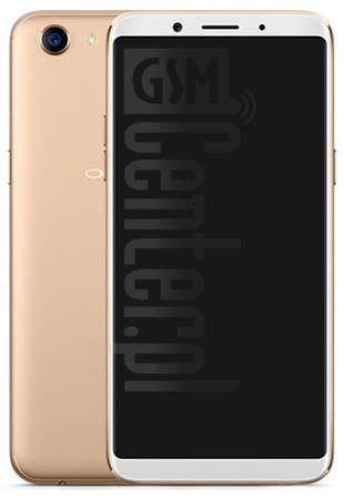 IMEI Check OPPO F5 on imei.info