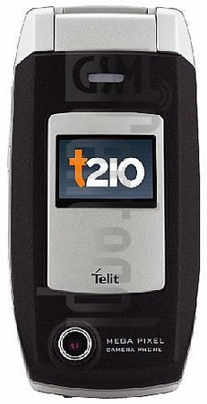 TELIT t210 image on imei.info