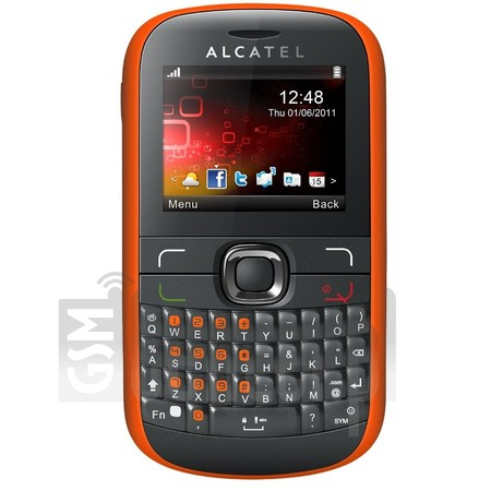 ALCATEL OT-585D image on imei.info