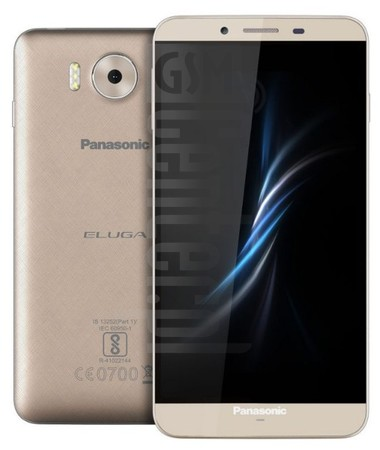 PANASONIC Eluga Note image on imei.info