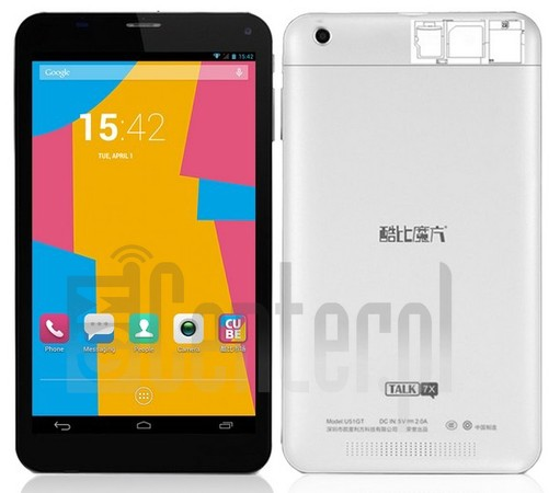 CUBE Talk 7XS image on imei.info