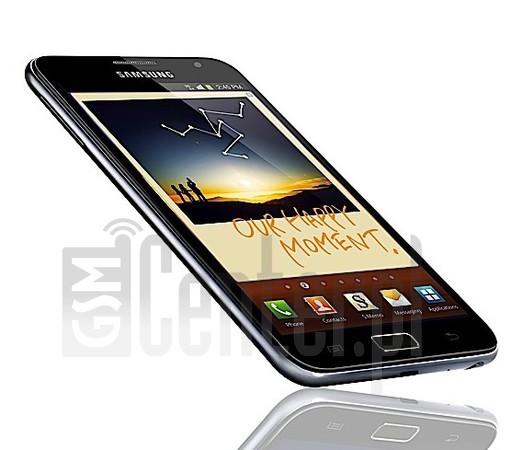 IMEI Check SAMSUNG N7000 Galaxy Note on imei.info