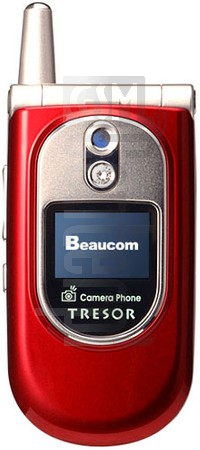 BEAUCOM T505F image on imei.info