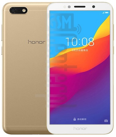 HUAWEI Honor 7S image on imei.info