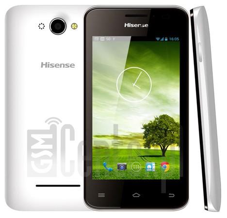 HISENSE U601S Specification - IMEI info