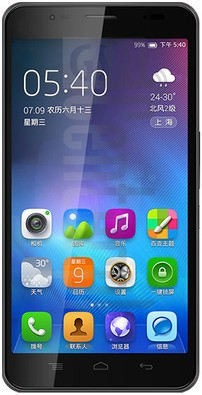 TCL P728M Specification - IMEI info