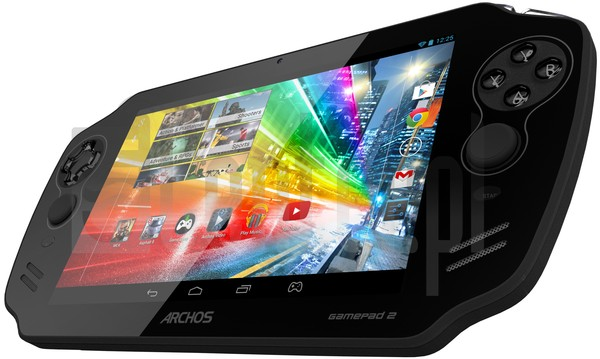 ARCHOS GamePad 2 image on imei.info