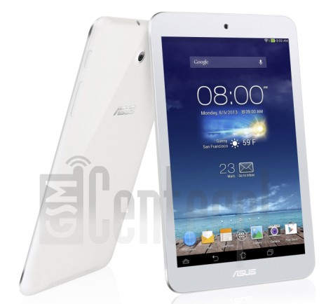 ASUS ME180A Memo Pad 8 image on imei.info