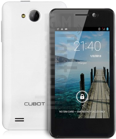 CUBOT GT90 image on imei.info