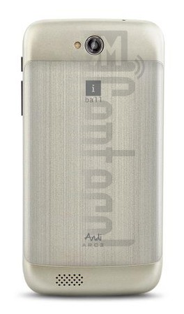iBALL Andi 4G ARC2 image on imei.info