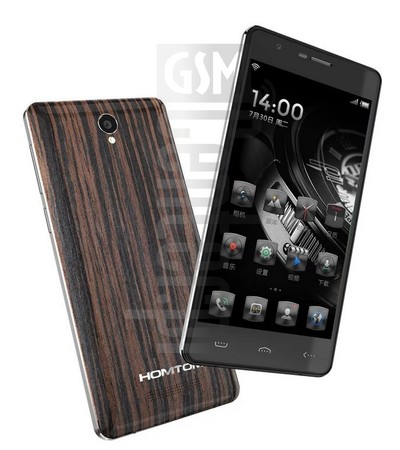 IMEI Check DOOGEE Homtom HT5 on imei.info