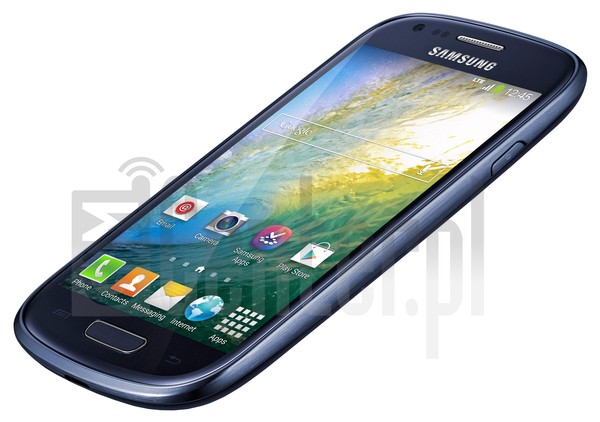 SAMSUNG G730W8 Galaxy S III mini image on imei.info