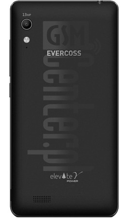 EVERCOSS  Elevate Y Power A75L image on imei.info