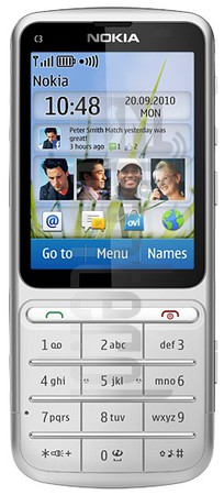 NOKIA C3-01 Touch and Type image on imei.info