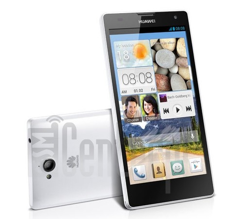 IMEI Check HUAWEI Ascend G740 on imei.info