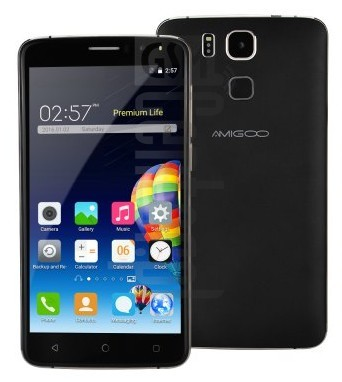 AMIGOO X10 image on imei.info