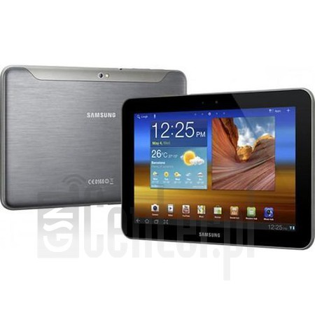 IMEI Check SAMSUNG P7320 Galaxy Tab 8.9 LTE  on imei.info