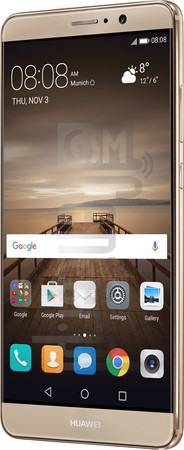 HUAWEI Mate 9 image on imei.info