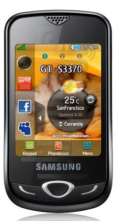 SAMSUNG S3370 image on imei.info