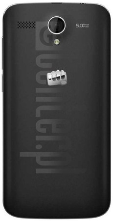 MICROMAX A96 Canvas Power image on imei.info