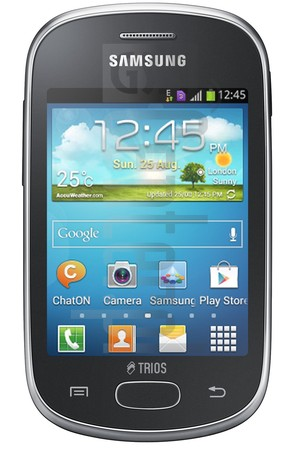 SAMSUNG S5283 Galaxy Star Trios image on imei.info
