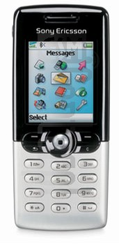 SONY ERICSSON T610 image on imei.info