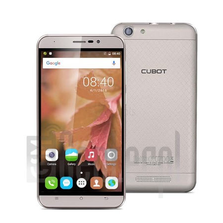 CUBOT Manito image on imei.info