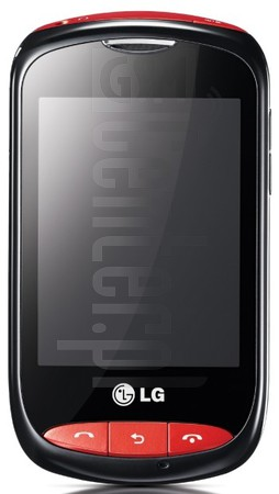 LG T310i Cookie WiFi image on imei.info