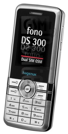 HAGENUK DS 300 image on imei.info
