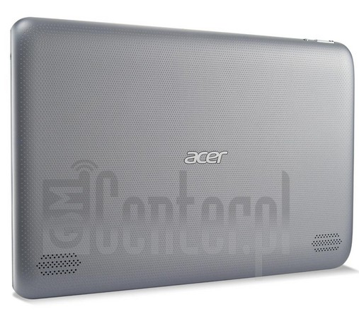 ACER A210 Iconia Tab image on imei.info
