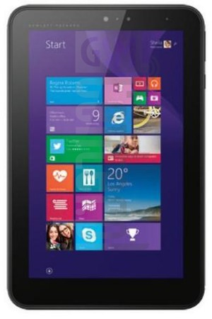 HP Pro Tablet 408 G1 image on imei.info