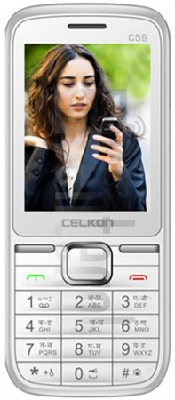 CELKON C59 image on imei.info