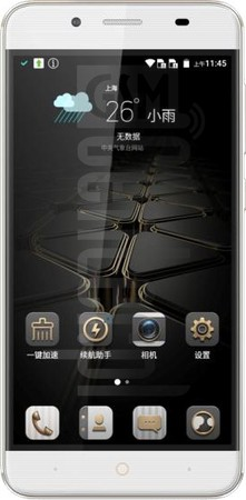 ZTE Blade A610 Plus image on imei.info